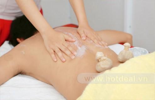 Tận Hưởng Và Thư Giãn Đúng Nghĩa Với Gói Dịch Vụ Massage Muối Sữa Kết Hợp Tinh Dầu Tại Massage Cẩm Ngọc. Voucher 134.000 VNĐ, Còn 67.000 VNĐ, Giảm 50%.