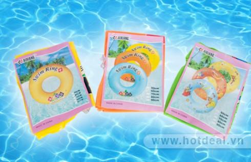 Phao Bơi An Toàn – Màu Sắc Dễ Thương – Giúp Bé Thỏa Sức Vui Đùa Cùng Sóng Biển. Sản Phẩm Trị Giá 90.000Đ Còn 49.000Đ. Giảm 46% Tại