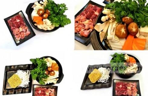 Thưởng Thức Ẩm Thực Nhật Bản Với Buffet Tối Nướng Và Lẩu Nhật Trong Không Gian Rộng Rãi, Thoáng Mát Tại Nhà Hàng Ichiban BBQ. Voucher 321.000 VNĐ, Còn 249.000 VNĐ, Giảm 22%.