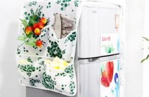 Khăn Che Tủ Lạnh Chống Bụi Hoa Văn – Giúp Bảo Vệ Tủ Lạnh An Toàn, Cất Giữ Những Vật Dụng Nhỏ Cần Thiết Gọn Gàng. Giá 98.000 VNĐ, Còn 49.000 VNĐ, Giảm 50%.