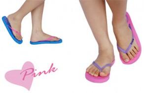 Dép Love Pink – Chất Liệu Xốp Nhẹ, Kiểu Dáng Thời Trang - Bảo Vệ Chân Xinh, Tự Tin Sải Bước. Giá 130.000 VNĐ, Còn 69.000 VNĐ, Giảm 47%.