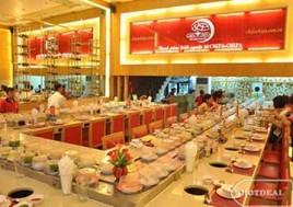 Lẩu Băng Chuyền Hơn 70 Món Tự Chọn Hấp Dẫn và nhiều món khai vị mới hấp dẫn như Sushi, Tempura, Salad Rong Biển, Bạch Tuộc, Đồ Viên ... Tại NH Lẩu Băng Chuyền Chipa – Chipa. Voucher 205.000đ Chỉ Còn 133.000đ. Giảm Tới 35% Chỉ Có Tại Hotdeal