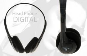 Headphone Digital – Tận Hưởng Âm Nhạc Đỉnh Cao Theo Phong Cách Thời Trang Và Sành Điệu. Voucher 118.000 VNĐ, Còn 59.000 VNĐ, Giảm 50%,
