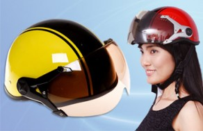 Mũ Bảo Hiểm Kiểu Thái – Chất Liệu ABS Cao Cấp, bảo Vệ Bạn Tối Đa Trên Mọi Nẻo Đường. Voucher 220.000 VNĐ, Còn 105.000 VNĐ, Giảm 52%,