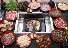 Nét Mới Lạ Với Buffet Lẩu Nướng Singapore Cực Ngon Tại Nhà Hàng Sing. Voucher Trị Giá 320.000đ Còn 198.000đ. Giảm 38% Tại - 1 - Ăn Uống - Ăn Uống