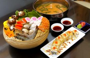 Thưởng Thức Những Món Nhật Độc Đáo Với Set Menu Dành Cho 2 Người Tại Nhà Hàng Sumo Sushi. Voucher 332.000 VNĐ, Còn 159.000 VNĐ, Giảm 52%.