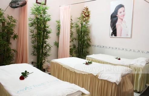 Cho Bạn Những Giây Phút Thư Giãn Thoải Mái Nhất Với Gói Dịch Vụ Massage Body Tinh Dầu + Đắp Mặt Nạ Thiên Nhiên Cao Cấp Tại Apple Spa. Voucher 120.000 VNĐ, Còn 69.000 VNĐ, Giảm 43%.
