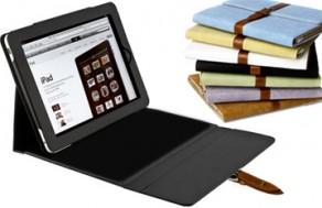Bao Da iPad Cao Cấp Có Nịt Gài – Kiểu Dáng Sang Trọng, Hiện Đại, Bảo Vệ Tối Đa Cho Chiếc iPad Của Bạn. Voucher 450.000 VNĐ, Còn 199.000VNĐ, Giảm 56%.