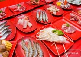 Khám Phá Ẩm Thực Phong Cách Nhật Bản Cùng Buffet Hơn 80 Món Ngon Nướng Và Lẩu Tại Chipa-Chipa BBQ. Voucher 329.000đ Chỉ Còn 214.000đ. Giảm Tới 35% - 1 - Ăn Uống - Ăn Uống