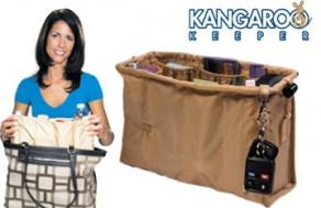 Combo 2 Túi Đựng Đồ Kangaroo Keeper – Chất Liệu Vải Dù Cao Cấp – Giúp Bạn Cất Giữ Vật Dụng Gọn Gàng, Ngăn Nắp. Giá 178.000 VNĐ, Còn 89.000 VNĐ, Giảm 50%.