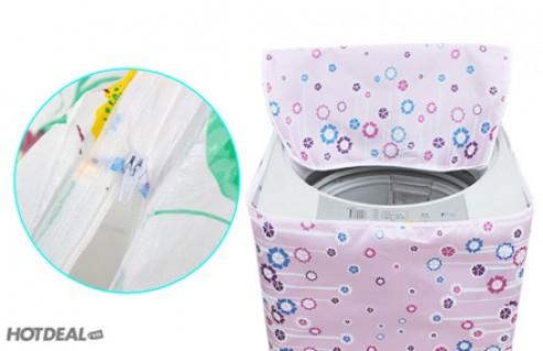 Vỏ Bọc Máy Giặt Dành Cho Cửa Đứng - Bảo Vệ Cho Máy Giặt Nhà Bạn Luôn Mới Và Sạch Sẽ Với Chất Liệu Nilon Không Thấm Nước. Giá 90,000 VNĐ, Còn 45,000 VNĐ, Giảm 50%.