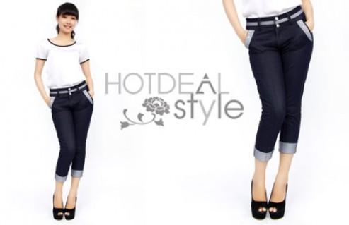 Quần Skinny Jeans Thun – Cho Phái Đẹp Luôn Tự Tin Với Đôi Chân Thon Dài Và Vẻ Ngoài Năng Động. Giá 229.000 VNĐ, Còn 145.000 VNĐ, Giảm 37%.