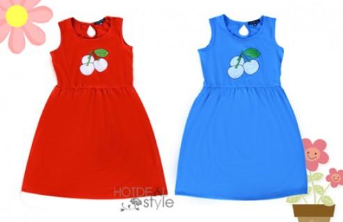 Váy Cotton Cho Bé – Cho Bé Thêm Xinh Xắn Và Đáng Yêu, Thiết Kế Tinh Tế, Màu Sắc Nổi Bật. Giá 140,000 VNĐ, Còn 65,000 VNĐ, Giảm 54%.
