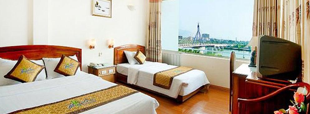 Bamboo Green Riverside Hotel 2N1Đ Không Phụ Thu Cuối Tuần