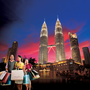 Hot Deal - Tour Malaysia - Singapore 4N3D Gom Ve May Bay Khu Hoi