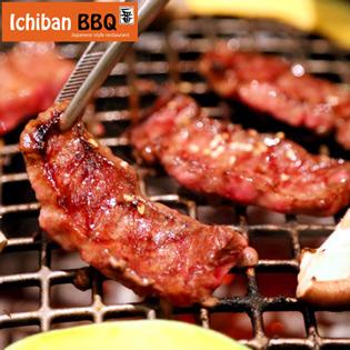 Hot Deal - Buffet Toi Nuong, Lau & Sushi Nhat + Buffet Nuoc Ngot/Nuoc Ep