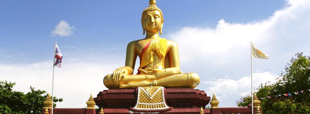 Tour Thái Lan 5N4Đ - Gồm Vé Máy Khứ Hồi