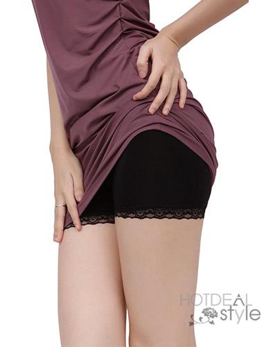 Combo 2 Quần Mặc Trong Váy Viền Ren