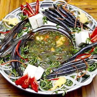 Hot Deal - Lau Ca Keo La Giang Cho 02 Nguoi Tai Nha Hang Mua Rung