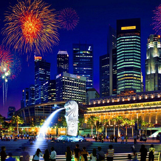 Hot Deal - Tour Singapore - Malaysia – Indonesia 7N6D – Gom Ve May Bay