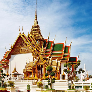 Hot Deal - Du Thuyen 5* Thai Lan 6N5D + Sushi Nhat + Ve May Bay