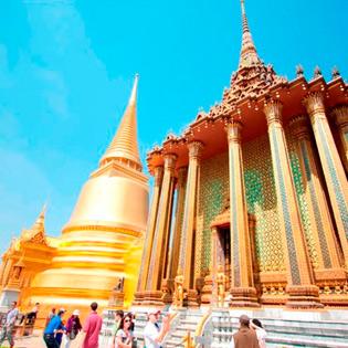 Hot Deal - Tour Campuchia – Thai Lan 6N5D - Bay Toan Chang