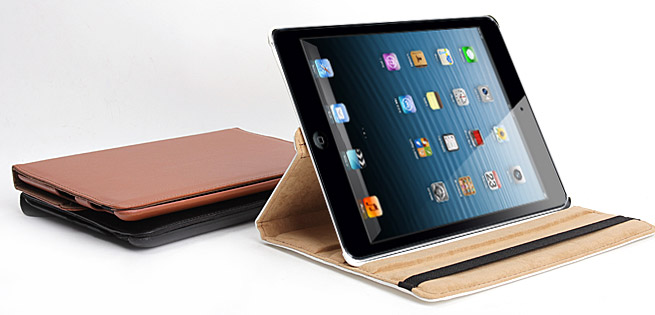 Hot Deal - Bao Da iPad Xoay 360 Do