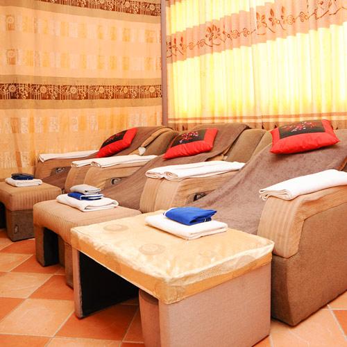 Foot Massage Tại Venus – Free Hoa Quả, Đồ Uống