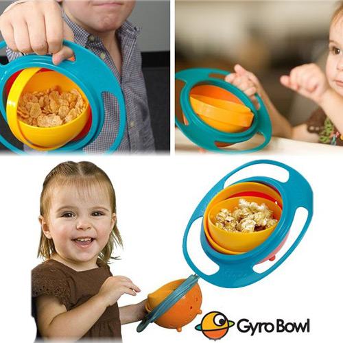 Bát Thông Minh Gyro Bowl Cho Bé