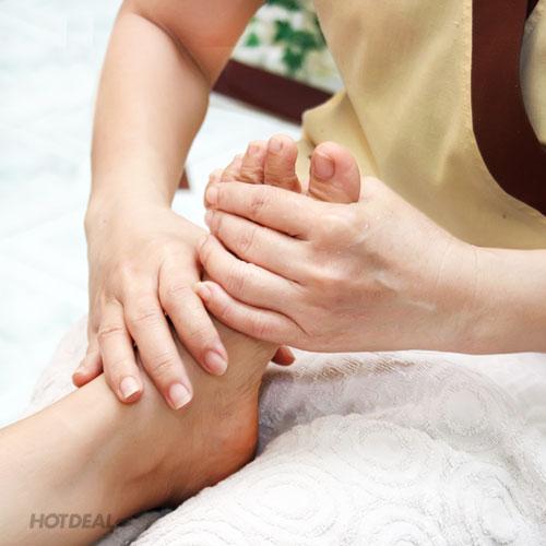 Massage Body Thái + Foot + Ủ Nhiệt Cơ Thể 90'- Hương Tre Spa