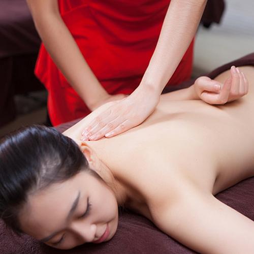 Massage Body Thư Giãn + Thanh Lọc Da Mặt Tại AHA Spa