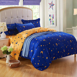 Hot Deal - Bo Drap Cotton Hon Hop Goodnight - Co Vo Boc Chan