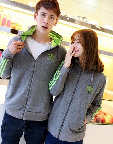 Áo Khoác Thể Thao Nam/ Nữ Adidas