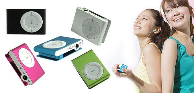 Hot Deal - May Nghe Nhac MP3 Shuffle