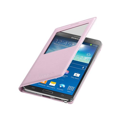 Bao Da Flip Cover S View Note 3.