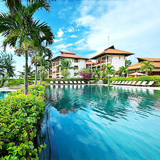 Hot Deal - Furama Da Nang - Resort Hang Dau Viet Nam + An Sang Buffet