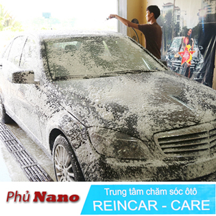 Hot Deal - Phu Nano Xe May, O To Tai Rein Car Care