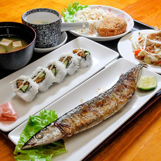 Hot Deal - Set Menu Am Thuc Nhat Ban Tai Nha Hang Sushi Sashimi Hana