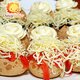 Hot Deal - He Thong Banh Chewy Junior - Banh su Singapore Noi Tieng