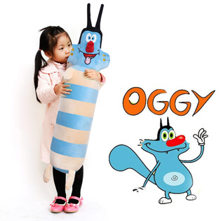 Gấu Bông Oggy And The Cockroaches