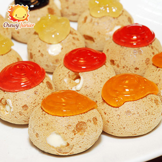 Hot Deal - Voucher Thuong Thuc Banh Singapore Chewy Junior