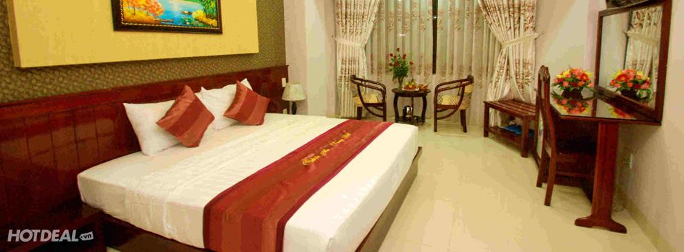 Vitorian Nha Trang Hotel 3* – Kkông Phụ Thu Cuối Tuần