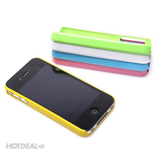 Combo 2 Ốp Lưng Bảo Vệ Cho iPhone 4/4S