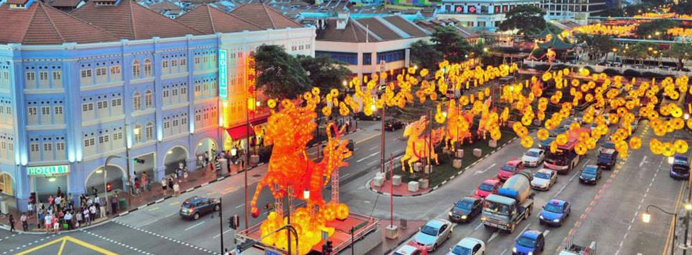 Tour Tết Ất Mùi: Thiên Đường Mua Sắm Singapore 4N3Đ - KS 4*
