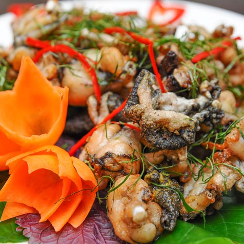 Lẩu Ếch Đầy Đặn, Thơm Ngon Cho 4N Tại Nhà hàng Duy Gà