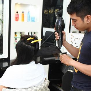 Hot Deal - Nhuom Phu Bong Cong Nghe Nano + Cham Soc Da Mat Tai Hair Salon Son