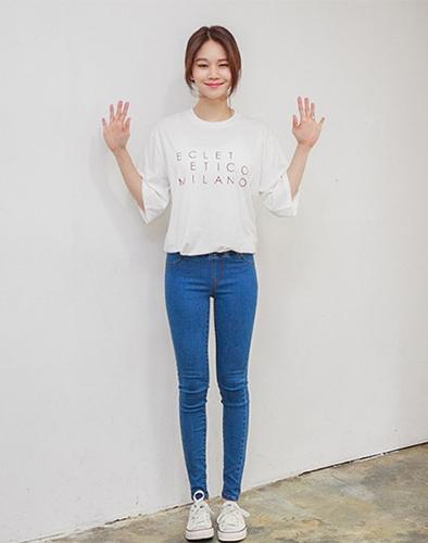 Quần Jeans Lưng Thun Big Size
