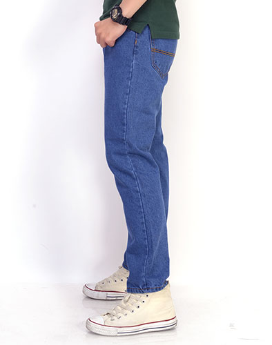 Quần Jeans Nam Cotton