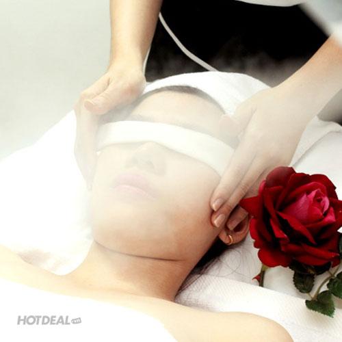 Thu Nhỏ Lỗ Chân Lông + Massage Body 90' Tại Quý My My Spa