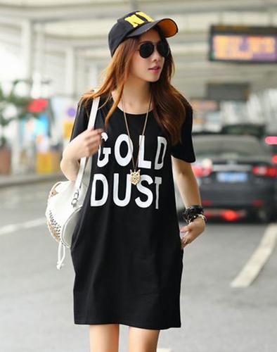 Đầm Gold Dust Trẻ Trung